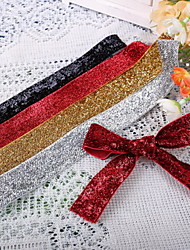 Velvet Ribbon Gift Package Decoration (More Colors)
