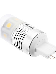 E14 G9 Ampoules Maïs LED 11 SMD 5050 280 lm Blanc Chaud AC 100-240 V