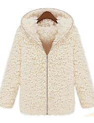 Белый Досуг Руи Сяо Y Женские пальто теплое вниз