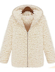Loisirs blanc de Rui Xiao Y chaud femmes Down Coat