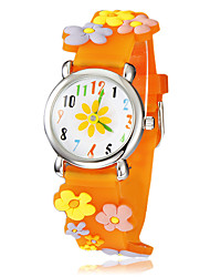 Orange mignon Swatch de Weili enfants