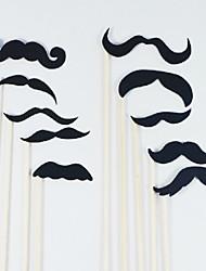 casamento trajes de decoração barba para festa a fantasia - conjunto de 14 peças