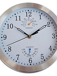 "10 ""Analog alarme de type Weather Clock Bleu"
