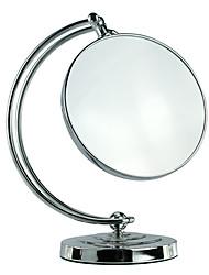 """8 """"double cadran moderne en métal de style table Mirror"""