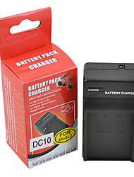 Charger DC10 DSTE para Nikon Coolpix EN-EL2 bateria