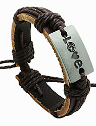 Magus Women'S Real Leather Bracelet Grün