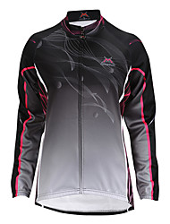 MYSENLAN2013 Women's Fall and Winter Style BUTTERFLY Design Cycling Jacket with Double Composite Fleece
