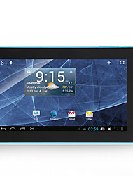 "A20-7 ""Zoll Android 4.2 Touch Screen Tablet (Wifi, Duel Core Duell Kamera, 512MB RAM, ROM 4G) Weiß"