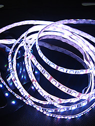 White/Warm White Led Strip Light Waterproof 5M SMD 5050 300 LEDs/Roll