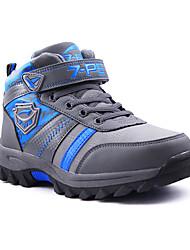 2 Color Kid's Waterproof Wearproof Hiking Shoes