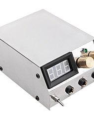 Profession Stainless Steel Digital Tattoo Power Supply