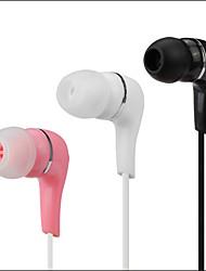 F1 mode Conception écouteurs stéréo avec micro pour le téléphone portable, iPad, iPod