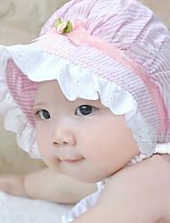 Coton Dentelle bassin Chapeau Enfant