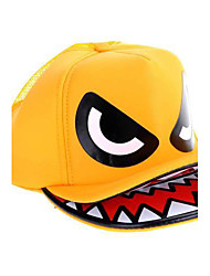 Adjustable Monster Shark Style Hip-hop Dance Cap / Truck Cap