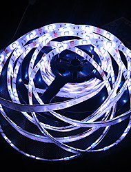 RGB Led Strip Light Waterproof 5M SMD 5050 150 LEDs/Roll + 44 keys IR Remote Controller