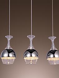 moderne creatieve 3 licht hanger in de vorm van de beker