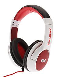 A4 bassi profondi On-Ear Stereo HI-FI Cuffie Musica