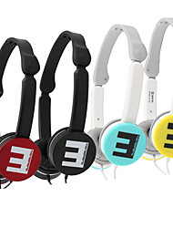 SENIC IS-R3 Fashionable-Designed Over-Ear Headphone for PC/iPhone/iPod/iPad/Samsung