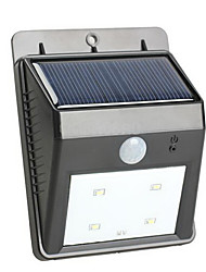 Solar Powered 4 LED PIR Motion Sensor luce esterna (CIS-57260)