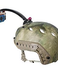 Schwarz GoPro HD Hero 2 und 3 Extention Kit für Helm