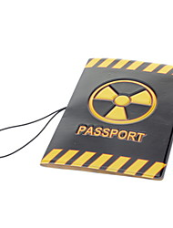 Titulaire de protection PVC Couverture de passeport