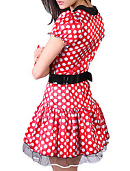 Plus Size adulte Minnie Mouse Costume