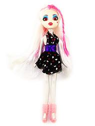 Boneca Barbie com tez branca