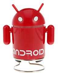 Android Robot Modische Tragbare Lautsprecher mit FM