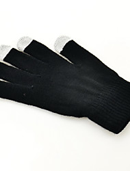 IPhone / iPad Screen Touch Gray Black Gloves