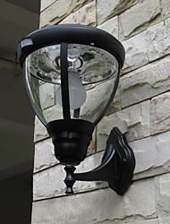 PIR Motion Sensor Solar Light / mur solaire Lumière / LED Feux en plein air (LEH-44231B)