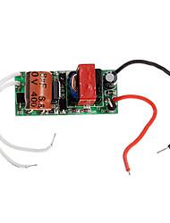 CA 85-265V Corriente constante de alimentación de unidad de 4 ~ 7 x 1W LED