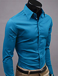 Men's Tops & Blouses , Others Casual/Work Flora