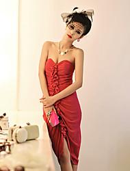 Women's Dresses , Chiffon GIMFI