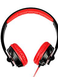 Somic G921 Superbass Stereo Gaming Headset Sobre-Oído con el Mic y el telecontrol para