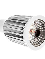 GU10 9W COB 630LM 3000K LED Forte puce anti-éblouissement blanc chaud CRI> 83 Ampoule spot LED (100-240V)