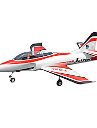 Top RC Hobby Jet Star 4CH EPO RC Airplane PNP (Blue)