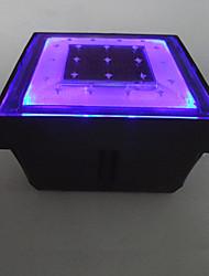 Солнечной энергии палубе свет, солнечный напольный свет (LEH-50023)