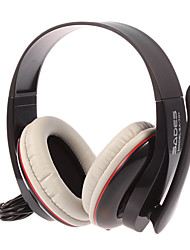 SADES SA-701 USB2.0 7.1 Sound Effect Over-Ear Gaming Headphone with Mic and Remote for PC