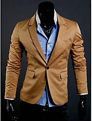 Men's Business Leisure Men Blazer Small Suit