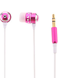A104MP In-Ear-Kopfhörer Bass Supper Rose