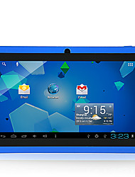 A33 7 pulgadas Tableta androide (Android 4.4 800*480 Quad Core 512MB RAM 4GB ROM)