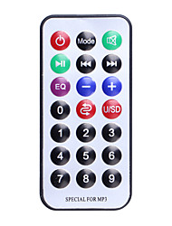 21 botões MCU Conselho de Desenvolvimento de controle remoto (2 x AG10)