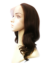 14inch Super Wave Right Part Brazilian Remy Hair U Part Wig
