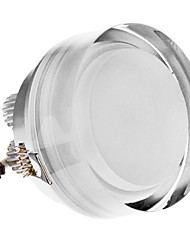 3W 3xHigh Мощность 270LM 6000K холодный белый свет светодиодный потолочный лампы - Серебряная гарантия (85-265В)