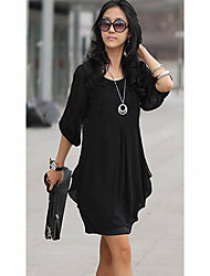 Women's Mini Chiffon Dress