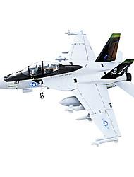 Lan Xiang F18 12CH 70 millimetri EDF RC jet RTF (Jolly Roger)