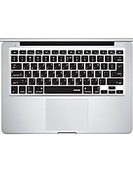 XSKN Silicon Laptop Keyboard Skin Cover for MacBook PRO MacBook Air Hebrew Language Layout