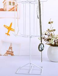 Modern Classic Lantern Shape Jewelry Rack