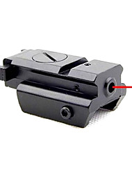 Тактический 20мм Picatinny Уивер рейку Пистолет Пистолет Компактный Red Dot лазерный прицел