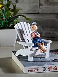 Novelty Boy on Chair Desk Top Gadget